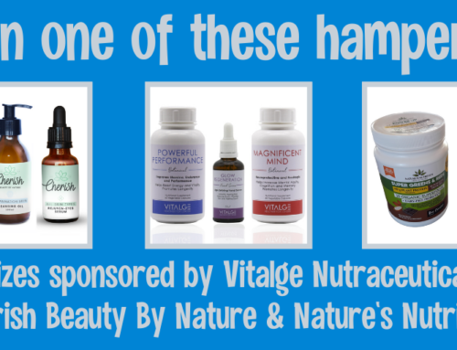 Win one of three fantastic health & beauty hampers