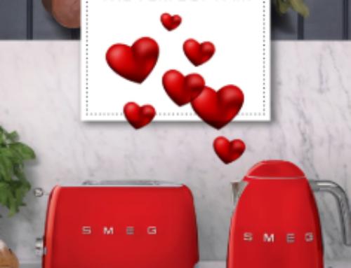 Hirsch's: WIN Smeg appliances!