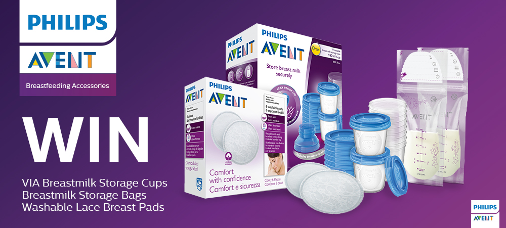 WIN WITH Philips Avent AND PARENTING HUB